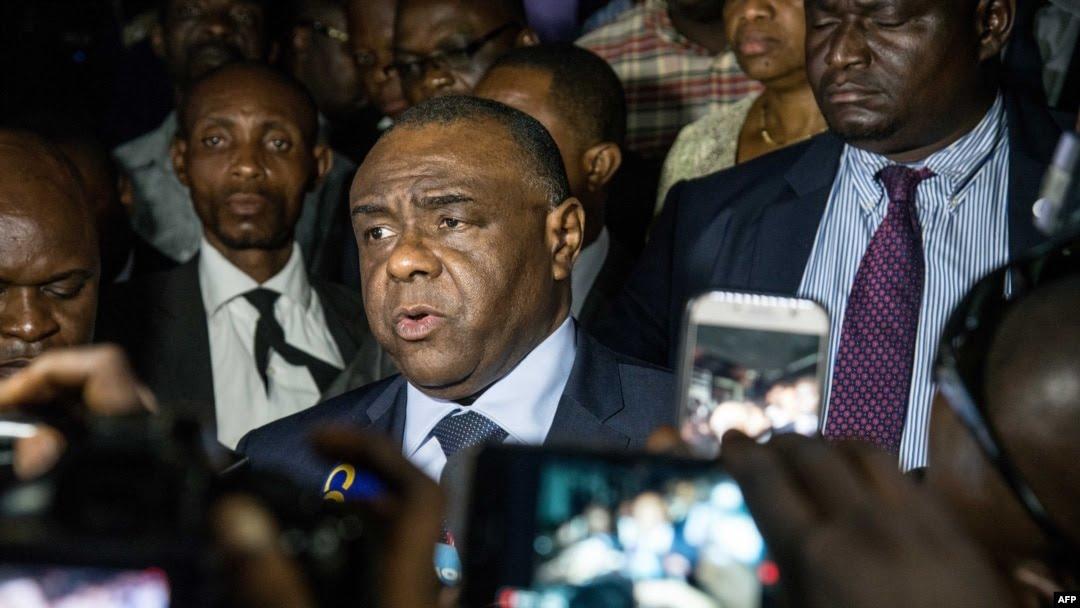 Jean-Pierre Bemba le 2 août 2018.